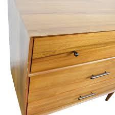 Hemnes Dresser 3 Drawer by 39 Off West Elm West Elm Mid Century 3 Drawer Dresser Storage