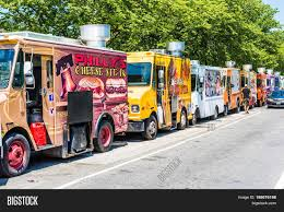 100 Food Trucks In Dc Today Washington DC USA Image Photo Free Trial Bigstock