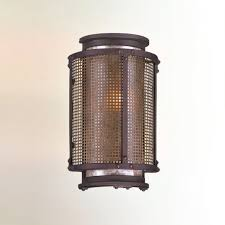 mountain outdoor wall sconce by troy lighting b3271