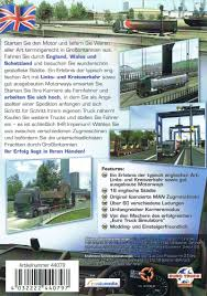 100 Uk Truck Simulator UK 2010 Windows Box Cover Art MobyGames