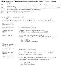 SSDI & Federal In e Tax