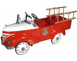 Gendron Reproduction Fire Kids Pedal Truck Goki Vintage Fire Engine Ride On Pedal Truck Rrp 224 In Classic Metal Car Toy By Great Gizmos Sale Old Vintage 1955 Original Murray Jet Flow Fire Dept Truck Pedal Car Restoration C N Reproductions Inc Not Just For Kids Cars Could Fetch Thousands At Barrett Model T 1914 Firetruck Icm 24004 A Late 20th Century Buddy L Childs Hook And Ladder No9 Collectors Weekly Instep Red Walmartcom Stuff Buffyscarscom Page 2
