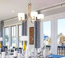 Chandelier Style Dining Room Lighting