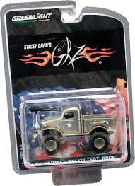 Sgt Rock Diecast Model - Stacey David's GearZ 1956 Ford F100 Pickup Truck 124 Scale American Classic Diecast World Famous Toys Diecast Trucks F150 F 1953 Car Package Two 143 Scale 2016f250dhs Colctables Inc New 1940 Black 125 Model By First Chevrolet Chevy 2017 Dodge Ram 1500 Mopar Offroad Edition Hobby 1992 454 Ss Off Road Danbury Mint For 1973 Ranger Red White 118