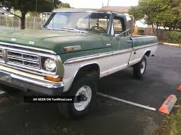 1972 Ford F250 - Information And Photos - MOMENTcar 1972 Ford F100 Ranger Xlt 390 C6 Classic Wkhorses Pinterest For Sale Classiccarscom Cc920645 F250 Sale Near Cadillac Michigan 49601 Classics On Bronco Custom Built 44 Pickup Truck Real Muscle Beautiful For Forum Truckdomeus Camper Special Stock 6448 Sarasota Autotrader Cc1047149 Information And Photos Momentcar Vintage Pickups Searcy Ar