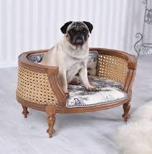 canap pour chien canape pour chien panier baroque style louis xvi en bois hetre