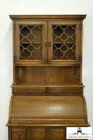 desk jasper cabinet roll top desk jasper cabinet tudor old world