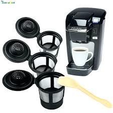 Keurig Vue Cups Walmart Coffee Maker Reusable Filter Problems Refillable Gusto Pod Solo