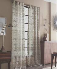 YORK Floral Curtains Drapes & Valances