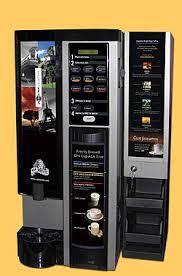 Gourmet Coffee Vending Machine Javanation