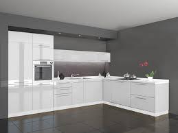 küche hochglanz weiß ohne geräte xavien