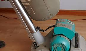 Drum Floor Sander For Deck by How To Sand Timber Floors Bunnings Warehouse