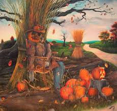 100 0138 The Pumpkin Man By James McCarthy