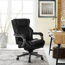 LaZBoy Big & Tall Executive Chair Bonded Leather, Black Fiber Side Chair Swivel W Castors A Modern Scdinavian 3 Ways To Increase The Height Of Ding Chairs Wikihow Nelson Platform Bench Herman Miller 8 Common Office Mistakes Avoid Huffpost Life Soul Seat Fniture For Schools Commercial Markets Scolhouse Art Sitting Posturite Anda Jungle Series Blue Gaming Armchair Wood Base An Embracing Comfort Recliner And Lounge Options Tall People Dgarden The Best Gaming Chairs 2019 Pc Gamer