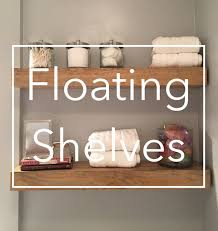 diy wooden floating shelves using pine and 2x4s youtube