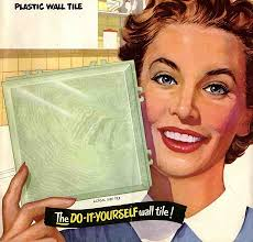 plastic bathroom tile 20 pages of images from 3 catalogs retro