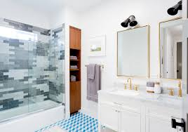 10 Best Subway Tile Bathroom Designs In 2018 - Subway Tile Ideas For ... Colored Subway Tile Inspiration Remodeling Ideas Apartment Therapy White Tiles Bath Santorinisf Interior Elegant Of For Bathroom Designs Photos 1920s Remodel Penny Floor Home Beautiful And Kitchen Small Popular Materials Midcityeast Restroom Tiled Pictures Images Large 215500 Shower New 30 Richards Master Home With Design Calm Detailed Slate Porcelain Textured