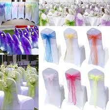 10pcs Bowknot Designed Chair Ribbon Sash Wedding Hotel Banquet Chair Cover  Chair Back Decoration Lv50pcs Wedding Chair Sashes Bows Elastic Spandex S Atoz Home Furnishings On Twitter Give Those Plain Looking Covers And Gold 10pcs Bowknot Designed Ribbon Sash Hotel Banquet Cover Back Decoration Sky Blue Satin Bow Party Elegant Hire From Firstlinen Price Chair Covers Zoom In Folding Banquet Lanns Linens 10 Organza Weddingparty Sashesbows Tie Ivory 10pcs Anniversary Bands Decorrose Red Details About 50 Caps Toppers Lace Handmade White Coral Salmon New 100pcs Cadbury Purple Homehotel