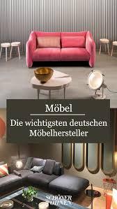 die wichtigsten deutschen möbelhersteller möbelhersteller