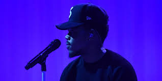 Chance The Rapper Debuts New Song On Colbert Watch