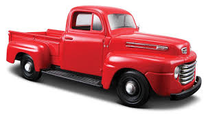 100 Ford F1 Truck Amazoncom 1948 Pickup In GreyBlue Special Edition