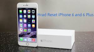 How to hard reset iPhone 6 and iPhone 6 Plus