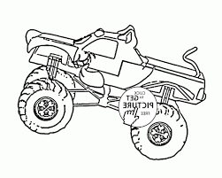 100 Monster Truck Coloring Book N2GU Pages Fresh