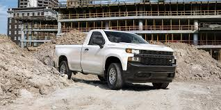 100 Used Pickup Truck Values AllNew 2019 Silverado 1500 Commercial Work