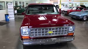 1974 Chevrolet C10 Pickup B8153 - YouTube