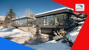 100 Studio B Home Wraps Elevated Aspen Home In Zinc And Glass Eauty Architecture