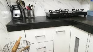 100 Small Kitchen Design Tips Full Kitchen Tour To Make Small Kitchen Look Big And Spacious