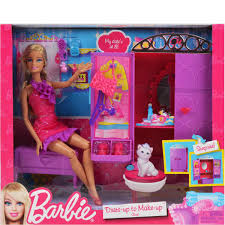 Barbie Dressup To Makeup Down On The Farm