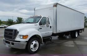 2005 Ford F650 Super Duty XL Box Truck | Item K2177 | SOLD! ...
