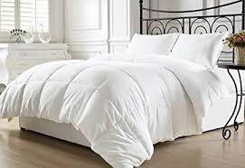 Amazon KingLinen White Down Alternative forter Duvet Insert