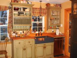 Primitive Kitchen Countertop Ideas by Primitive Style 1800 U0027s Style Primitive Kitchen Country