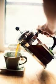 Morning Startup French Press
