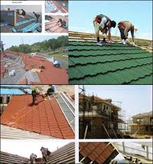terracotta metal roof tile price mexico roofing shingles metal