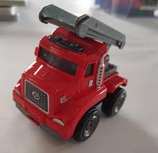 Mini Fire Truck – Happy Blocks And Toys