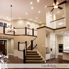 Www.CandlelightHomes.com, Utah, Homes, Homebuilder, Home ... 78 Best Stairs In Homes Images On Pinterest Architecture Interior Stair Banisters Railings For Residential Building Our First Home With Ryan Half Walls Vs Pine Modern Banister Styles Unique And Creative Staircase Designs 20 Hodorowski Foyers And The Stairs Are A Fail But The Banister Is Bad Ass Happy House Baby Proofing Child Safe Shield 77 Spindle Handrail Best 25 Split Entry Remodel Ideas Netting Safety Net Gallery