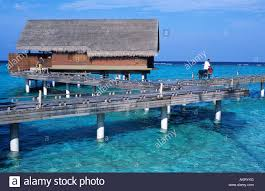 100 One And Only Reethi Rah Maldives North Mal Atoll Hotel Pontoon To