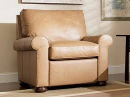 Stickley Furniture Leather Recliner by Stickley Furniture Toms Price Furniture Chicago Suburbs