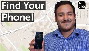 on how to use tile to find your phone from the