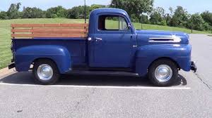 Ford Pickup: Youtube 1950 Ford Pickup Ford Celebrates 100 Years Of Trucks Authority File1950 F1 Pickup Truckjpg Wikimedia Commons 1950 For Sale Classiccarscom Cc1054756 Truck Hot Rod Rods Retro Pickup T Wallpaper Fast Lane Classic Cars Custom Adamco Motsports Hot Rod Network F3 Gateway 169den Auto Transport Red Profile View Stock Image Classics On Autotrader 1948 1949 Truck 5 Gauge Dash Cluster Shark 24000