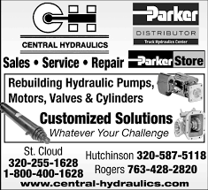 100 St Cloud Truck Sales Service Repair Central Hydraulics Inc Saint MN