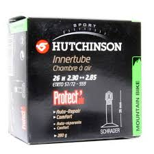 chambre air velo chambre à air anti crevaison vtt 26 pouces hutchinson protect air