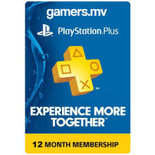 Sony PlayStation Plus - 1 Year PSN Membership Gift Card Code Coupon ...