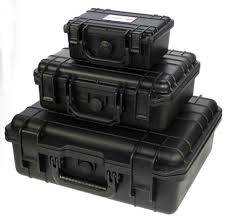 CED Waterproof Storage Case petitive Edge Dynamics