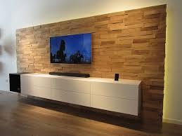 tv sideboard ambient backlight tv möbel hängend tv