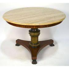 mahogany regency antique tables ebay