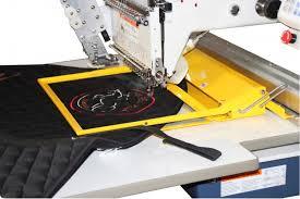 cadre tapis de selle pour machine à broder ou brodeuse